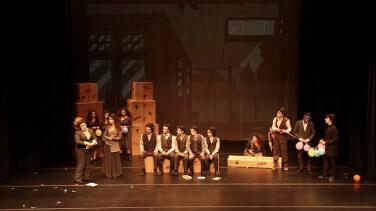 Koç Üniversitesi Tiyatro Kulübü Sponsorluğu