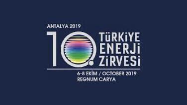 Türkiye Enerji Zirvesi Sponsorluğu