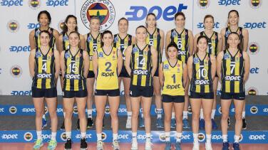 Fenerbahçe Kadın Voleybol Takımı Sponsorluğu