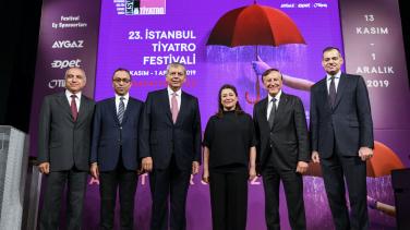İKSV Tiyatro Festivali ve Öğrenci Projesi
