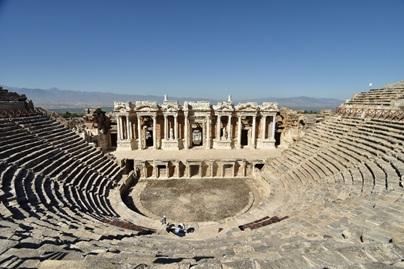Hierapolis Antik Kenti Kazı Sponsorluğu