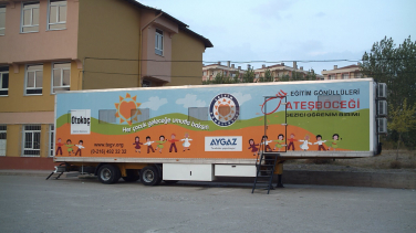Aygaz - TEGV Sponsorluğu