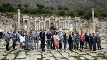 Sagalassos Ancient City Sponsorship