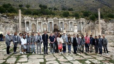 Sagalassos Ancient City Sponsorship