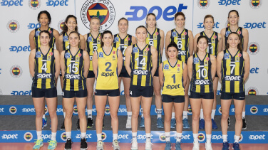 Fenerbahçe Women's Volleyball Team Sponsorship