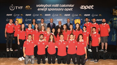 Fuel Sponsorship of TVF A National Women's Volleyball Team
