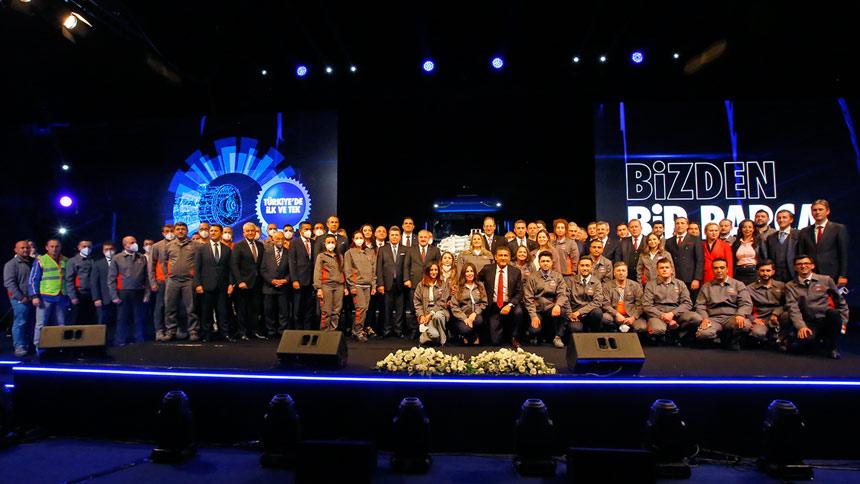 Ford Otosan&rsquo;dan Üst Düzey Mühendislik Başarısı: &ldquo;Türkiye&rsquo;nin İlk ve Tek Yerli Şanzımanı&rdquo;<br /> &nbsp;